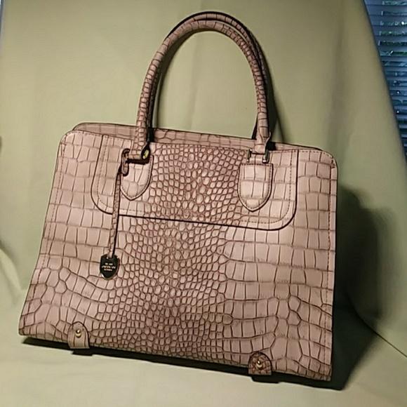 Handbags - London Fog Shoulder Bag Tan